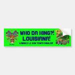 Mardi Gras Carvinal Party Theme  View Hints Car Bumper Sticker