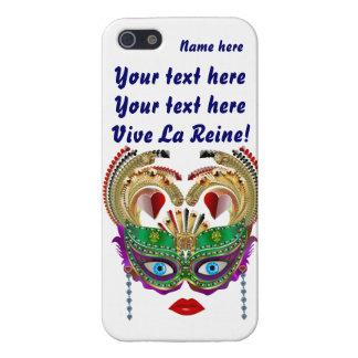 Mardi Gras Casino Queen Plse View Artist Comments iPhone 5 Covers