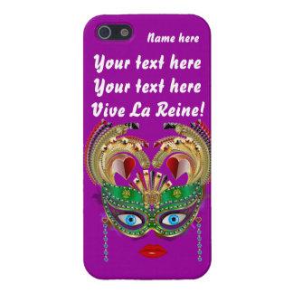 Mardi Gras Casino Queen Plse View Artist Comments iPhone 5 Case