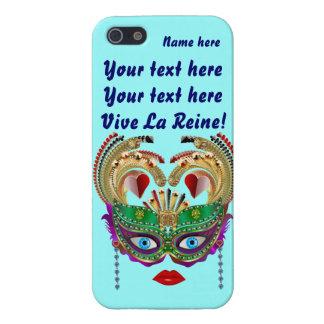Mardi Gras Casino Queen Plse View Artist Comments iPhone 5 Cover