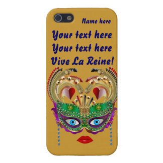 Mardi Gras Casino Queen Plse View Artist Comments Case For iPhone 5