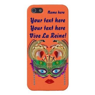 Mardi Gras Casino Queen Plse View Artist Comments iPhone 5 Cases