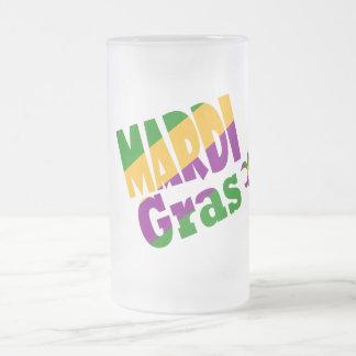 Mardi Gras Celebration Party Mug