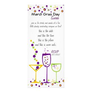 Mardi Gras Cocktails Announcements