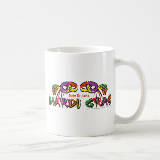 MARDI-GRAS COFFEE MUG