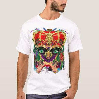 Mardi Gras Combo Bacchus Masquerade Dragon King T-Shirt