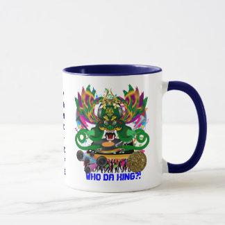 Mardi Gras D. J. Dragon King View Hints please Mug