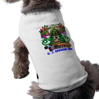 Mardi Gras D. J. Dragon King View Hints please T-Shirt