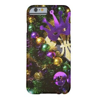 Mardi Gras decorations iPhone 6 case