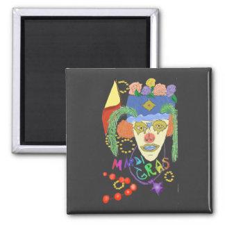 Mardi Gras Design 1 Magnet