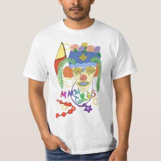 Mardi Gras Design 1 T-Shirt