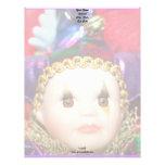 Mardi Gras Doll letterhead