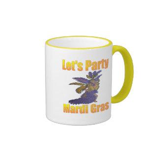 Mardi Gras Drag Queen Mug