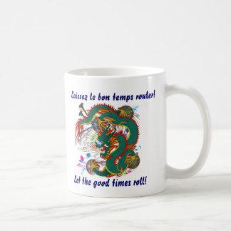 Mardi Gras Dragon  View notes please Mugs