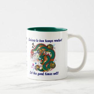 Mardi Gras Dragon  View notes please Coffee Mug