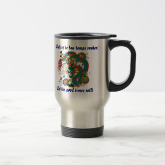 Mardi Gras Dragon  View notes please Coffee Mugs