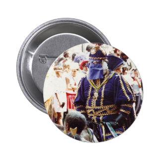 Mardi Gras Duke Button