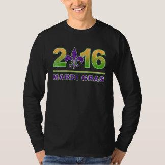 Mardi Gras Fleur-de-Lis 2016 T-Shirt
