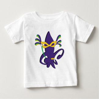 Mardi Gras Fleur De Lis Tee Shirt