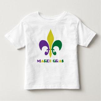 Mardi Gras ~ Fleur De Lis Toddler T-shirt