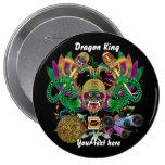 Mardi Gras Football Dragon King view notes Please Pins