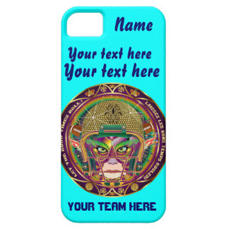 Mardi Gras Football Important View Hints Please iPhone 5 Cases