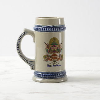 Mardi Gras Football think it's to early view notes Coffee Mug