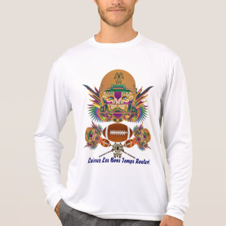 Mardi Gras Football think it's to early view notes T-Shirt