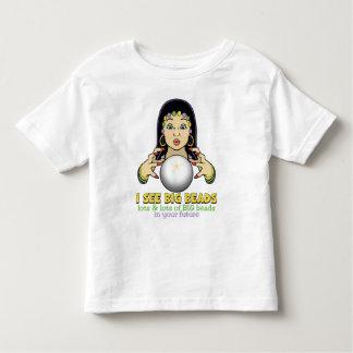 Mardi Gras Fortune Teller Toddler T-shirt