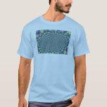 Mardi Gras - Fractal T-Shirt
