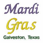 Mardi Gras Galveston Texas Sweatshirt