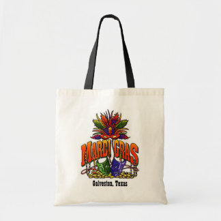 Mardi Gras ~ Galveston Texas Tote Bag