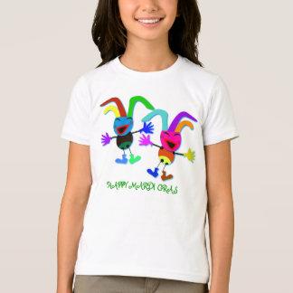 Mardi Gras Gifts: 003 Kids festival T-Shirt