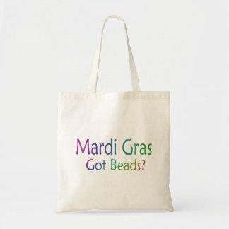 Mardi Gras Got Beads Tote Bag