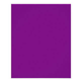Mardi Gras Green & Purple Flyer