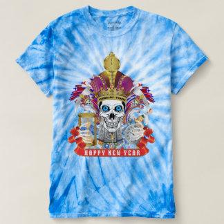 Mardi Gras Happy New Year! Mens view notes below T-shirt