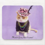 Mardi Gras, here I come! Mouse Pads