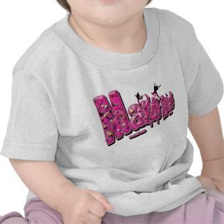 Mardi Gras hot pink T Shirt