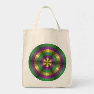 Mardi Gras Illusion Light Tote Bag