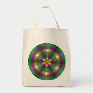 Mardi Gras Illusion Light Tote Bag