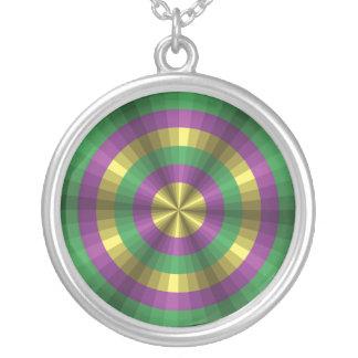 Mardi Gras Illusion Necklace