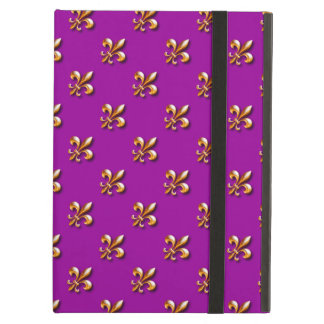 Mardi Gras in New Orleans Cover For iPad Air