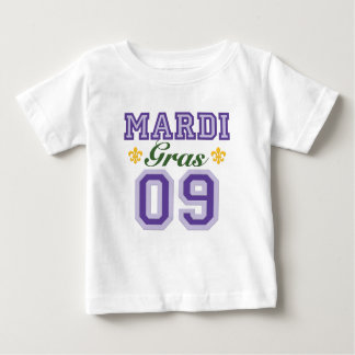 Mardi Gras Infant Tee Shirt