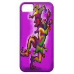 Mardi Gras Jester iPhone 5 Cover