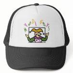 Mardi Gras Jester Trucker Hat