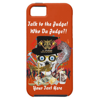 Mardi Gras Judge 2 Customize Resize if Needed Case For iPhone 5/5S