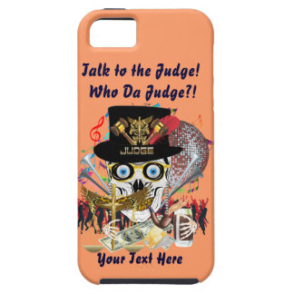 Mardi Gras Judge 2 Customize Resize if Needed iPhone SE/5/5s Case