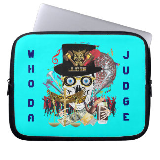 Mardi Gras Judge Case Carry IP5 and I pad Mini Computer Sleeve