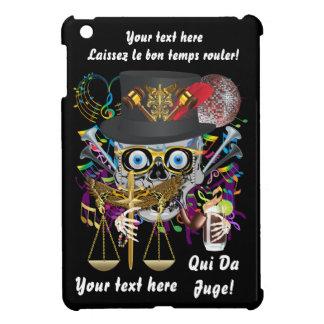 Mardi Gras Judge Important Instructions view notes iPad Mini Case