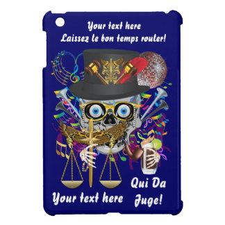 Mardi Gras Judge Important Instructions view notes iPad Mini Cases